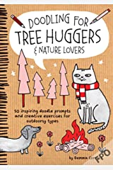 Doodling for Tree Huggers & Nature Lovers Paperback