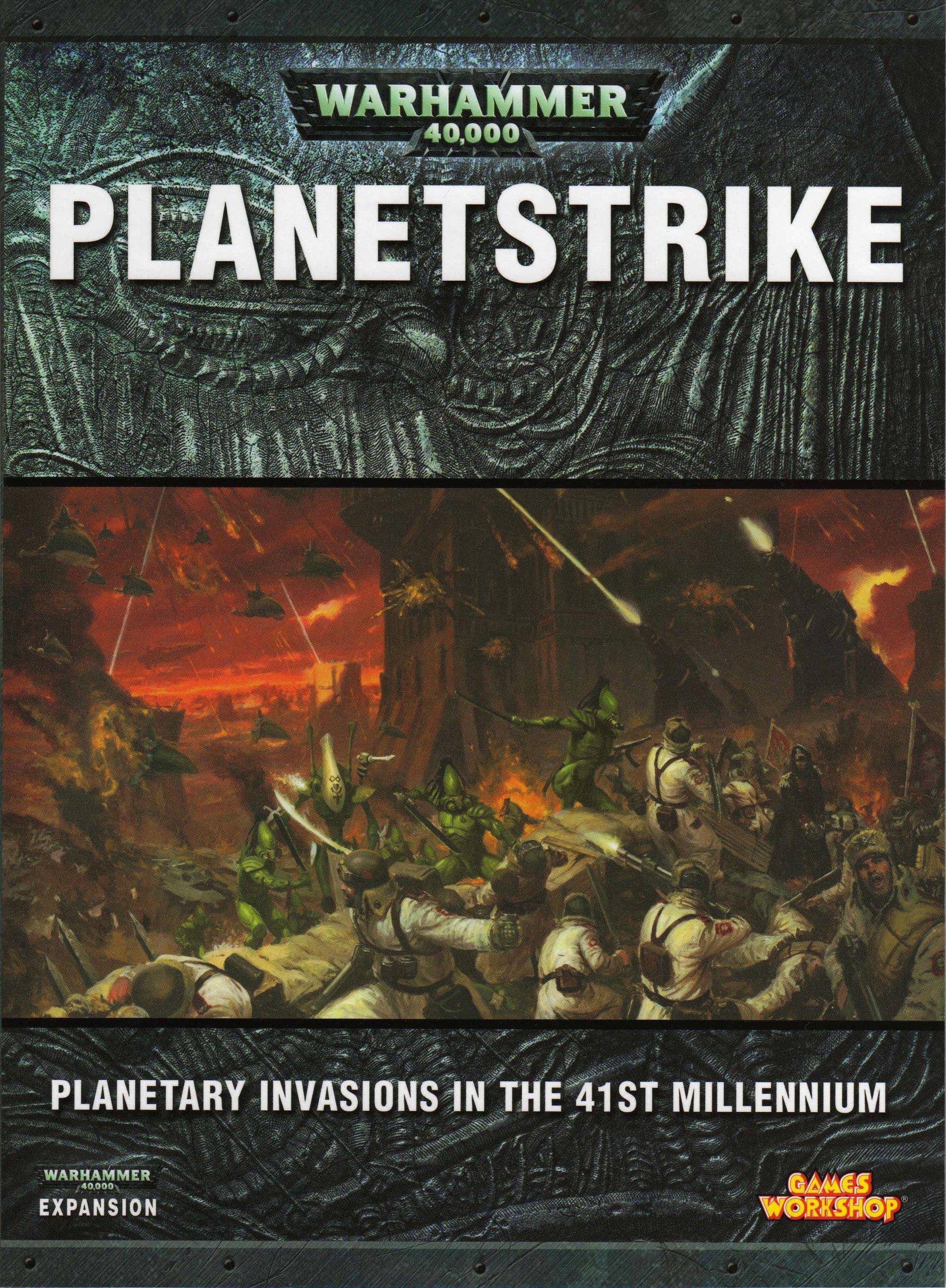 Warhammer 40k Planetstrike: 9781841549316: Amazon.com: Books