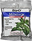 Zand Herbalozenge, Menthol, 15-Count (Pack of 12)