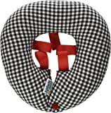 """Puppy Bumpers Puppy Bumper Black and White Check up to 10"""""""