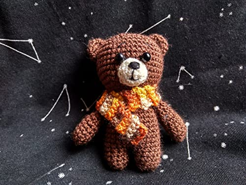 Black & Brown (Grizzly) Bear crochet patterns | PlanetJune by June ... | 375x500