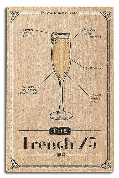 Amazon.com Lantern Press Prohibition , Cocktail Recipe