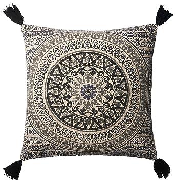 Amazon.com: Loloi solo, funda de almohada/almohada sin ...