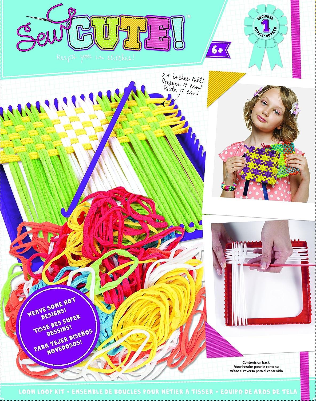 Colorbok vari design YOU la tessitura Loom Kit 49170