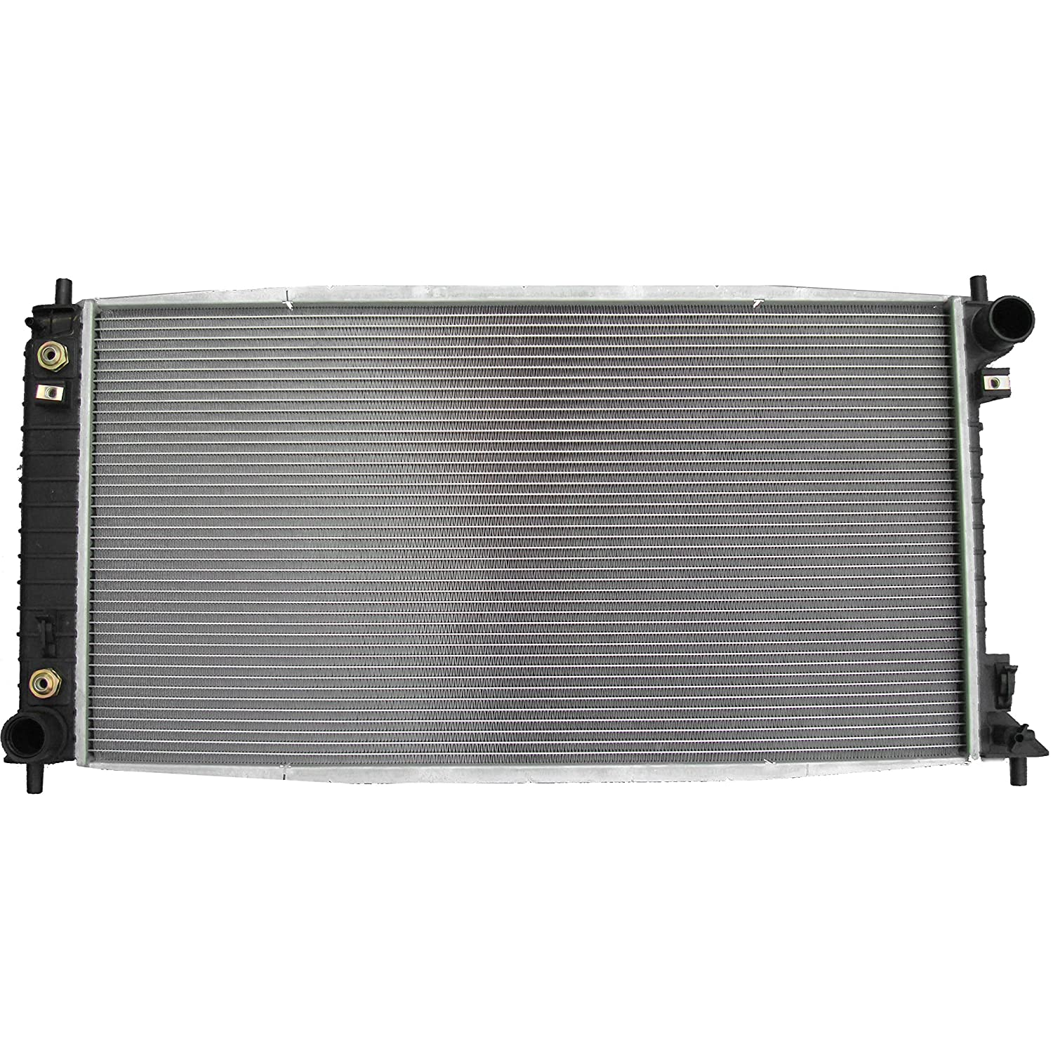 Spectra Premium CU2819 Complete Radiator for Ford F Series