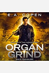 Organ Grind: The Lazarus Codex, Book 2 Audible Audiobook