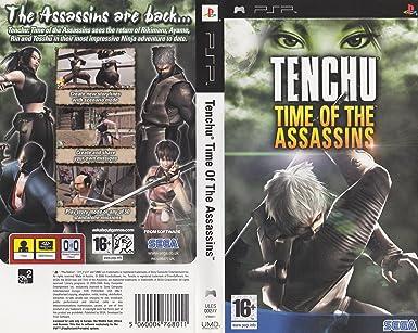 Amazon.com: Tenchu Time of the Assasins: Video Games
