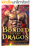 Bonded to the Dragon: Lick of Fire (Dragon Lovers Book 3)