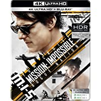 Mission: Impossible 5 - Rogue Nation (Steelbook) (4K UHD & HD) (2-Disc)