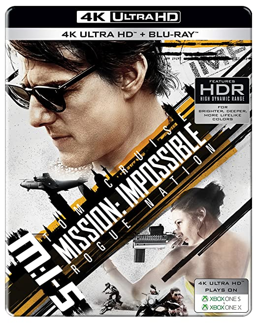 Mission: Impossible - Rogue Nation (English) movie song video download