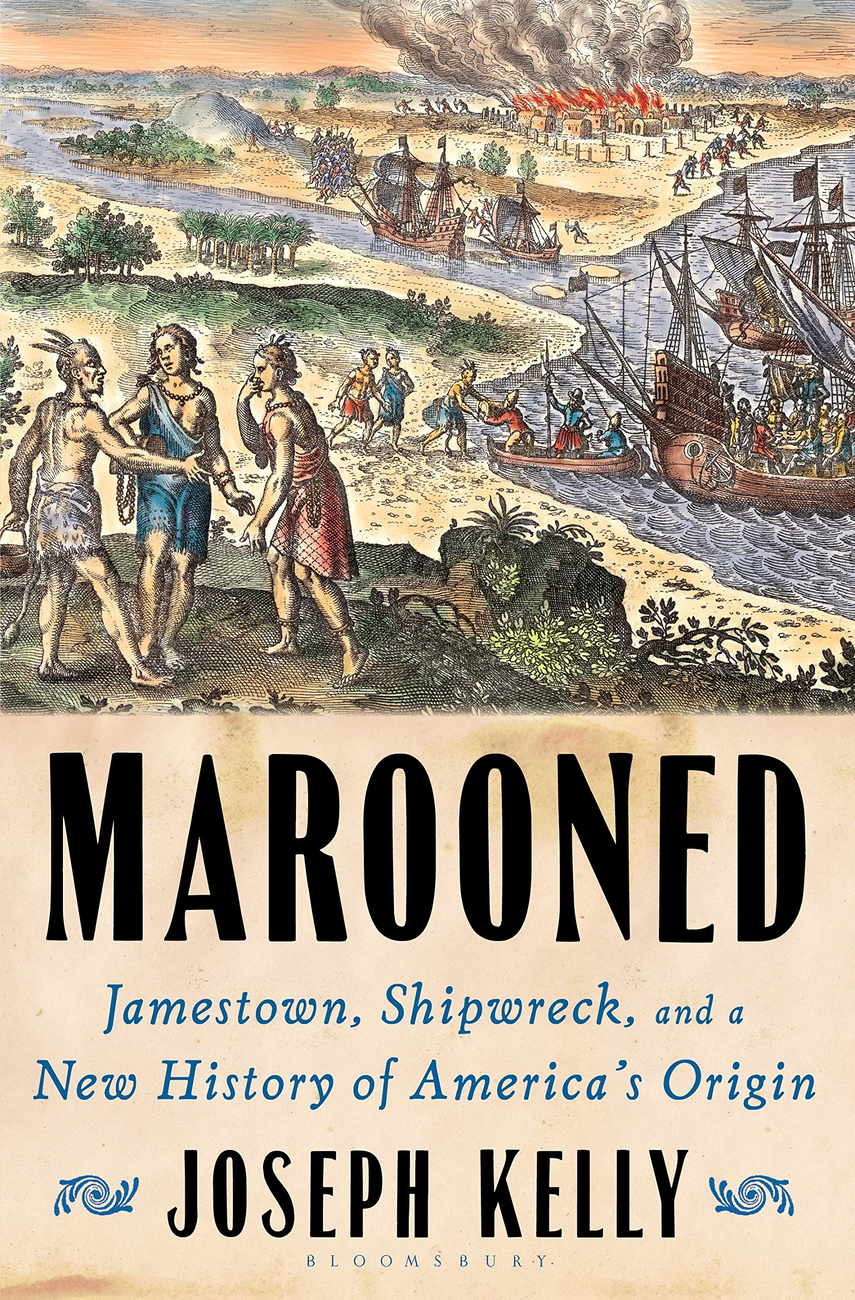 Colonial America: From Jamestown to Yorktown (American History in Depth)