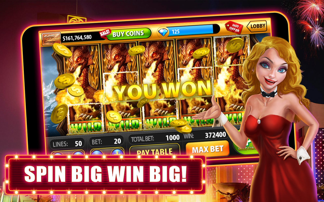 win big on casino slots