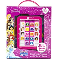 Disney Princess - Me Reader Electronic Reader and 8 Sound Book Library - PI Kids