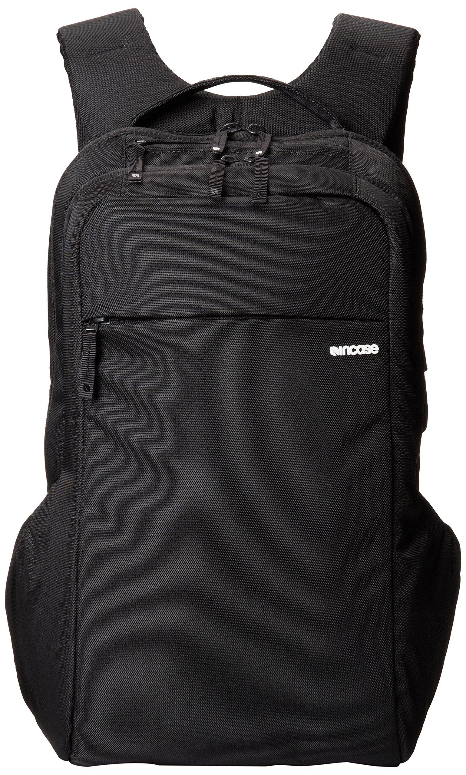 Incase Icon Slim Pack, 15.6'' Laptop Backpack, Black, CL55535