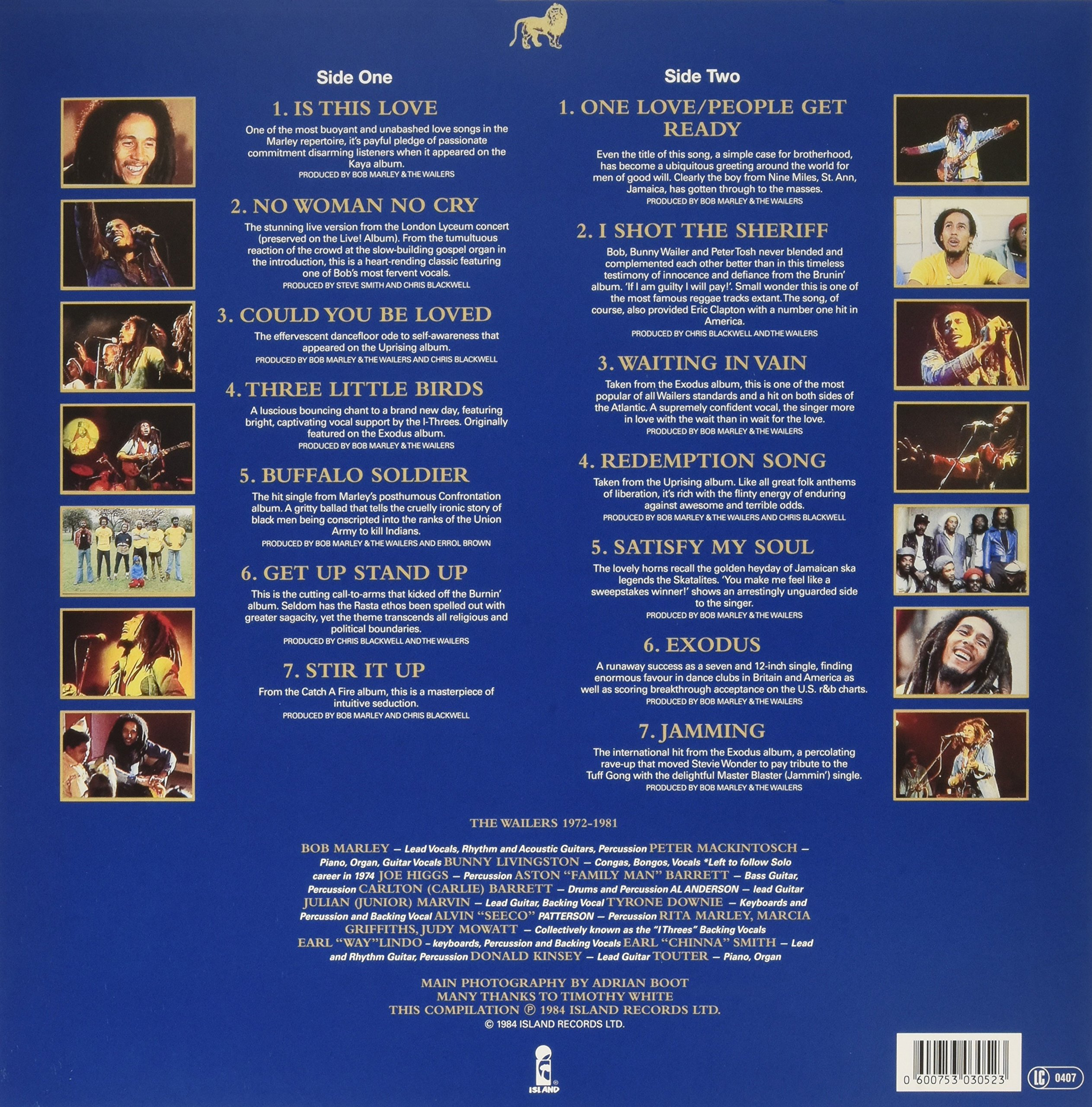 Legend [Vinyl] by Universal Music Group