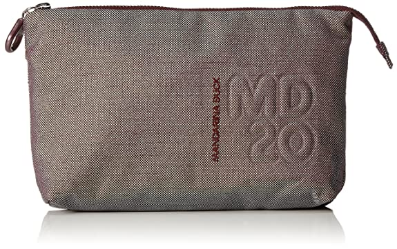 Mandarina Duck Md 20 Lux Minuteria, Porte-monnaie femme, Braun (Rainbow), 3.5x15x24 cm (B x H T)