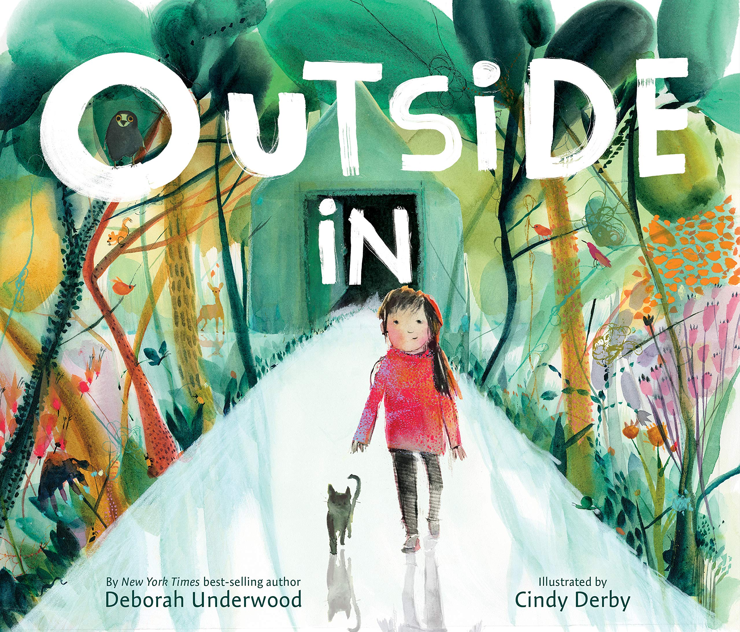 Outside In: Underwood, Deborah, Derby, Cindy: 9781328866820: Amazon.com:  Books