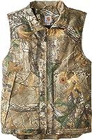 Carhartt Men's Big & Tall Quick Duck Camo Vest