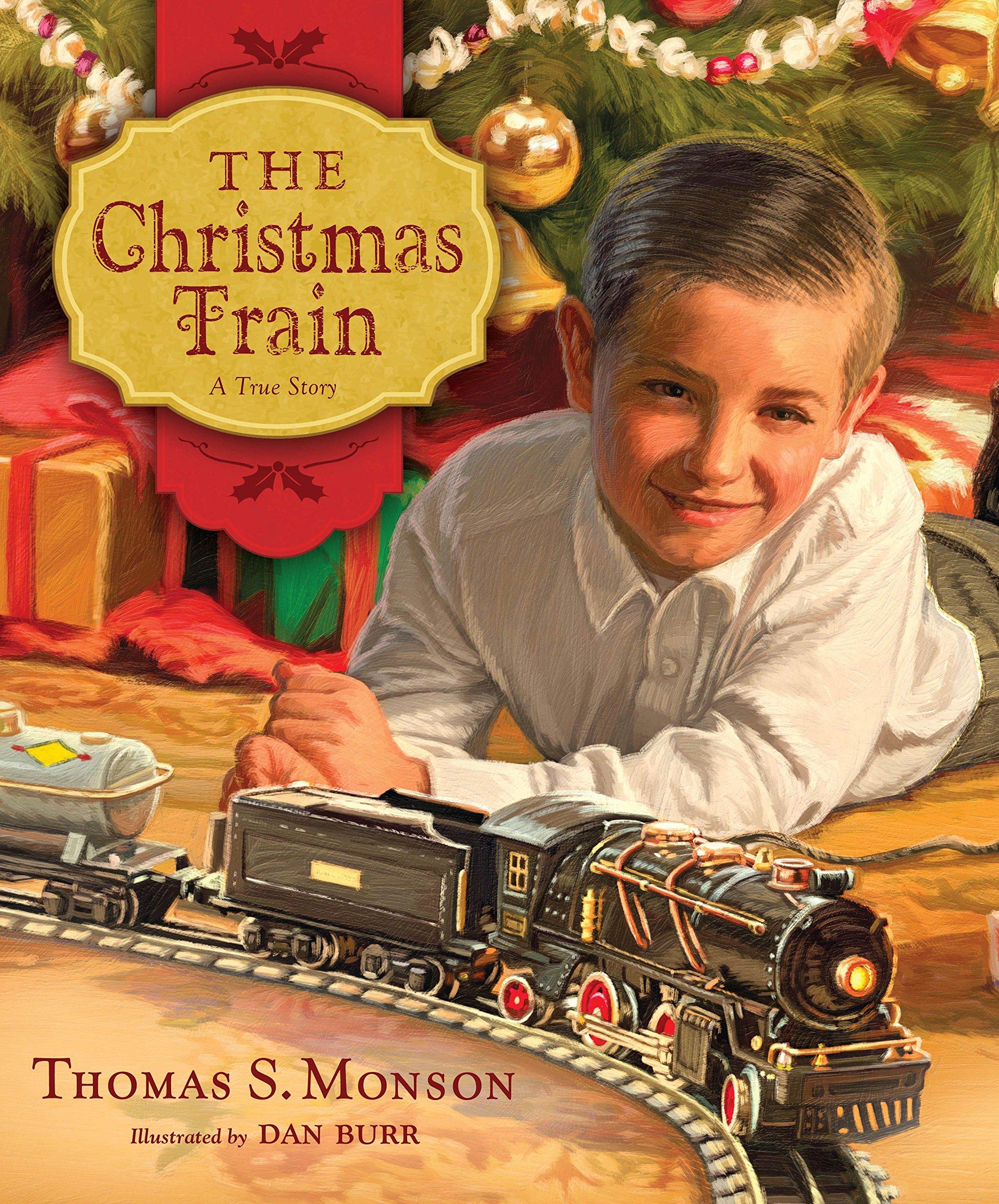 christmas train monson thomas s 9781609071820 amazoncom books - The Christmas Train