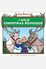 The Wild Christmas Reindeer Kindle Edition