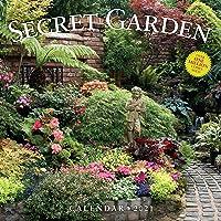 Image for Secret Garden Wall Calendar 2021