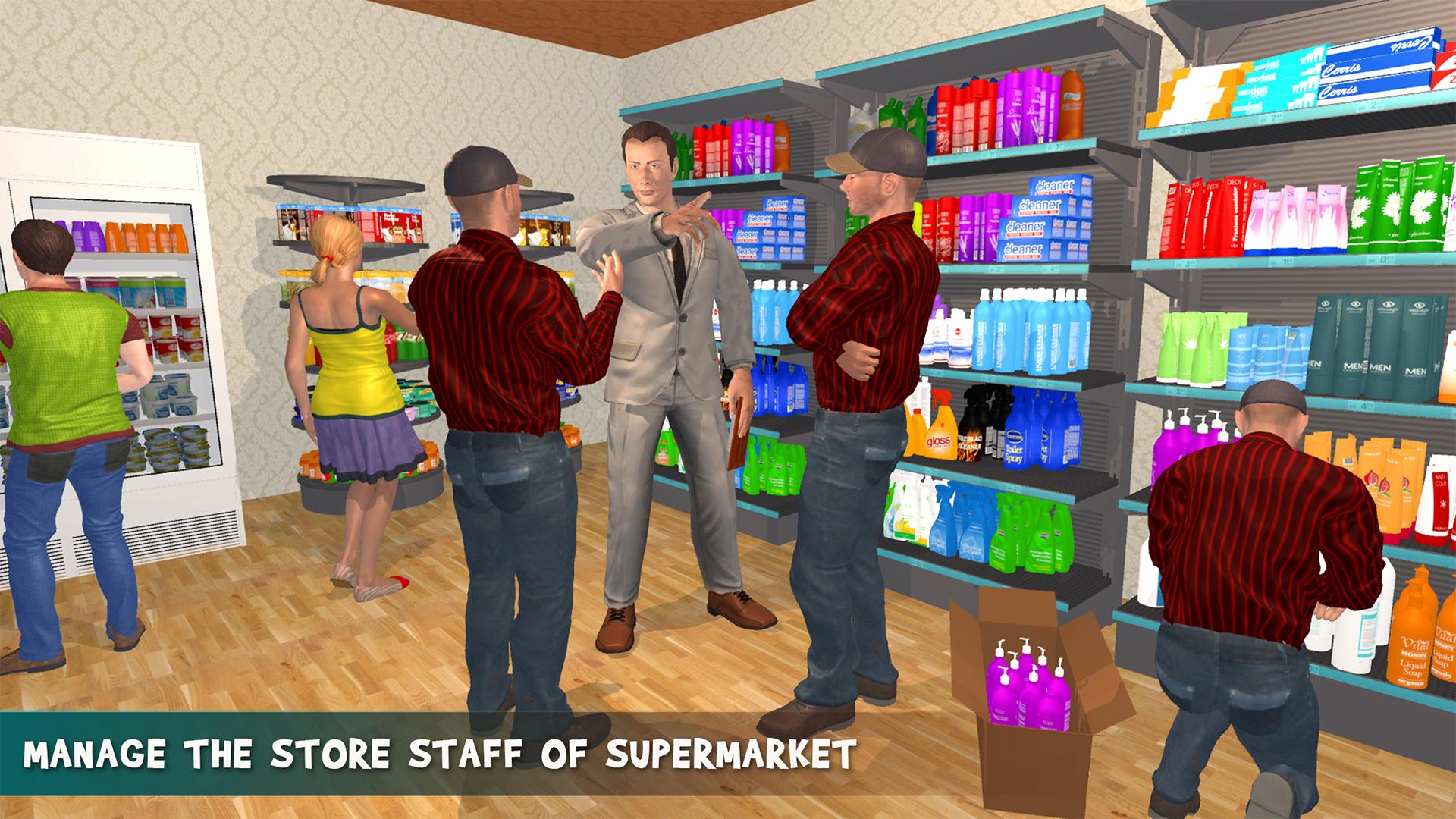 Virtual Juego de Director del centro comercial: Amazon.es ...