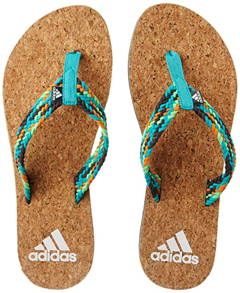0e0f4ab768e7 Image Unavailable. Image not available for. Colour  Adidas Women s Beach  Cork Thong Ws ...