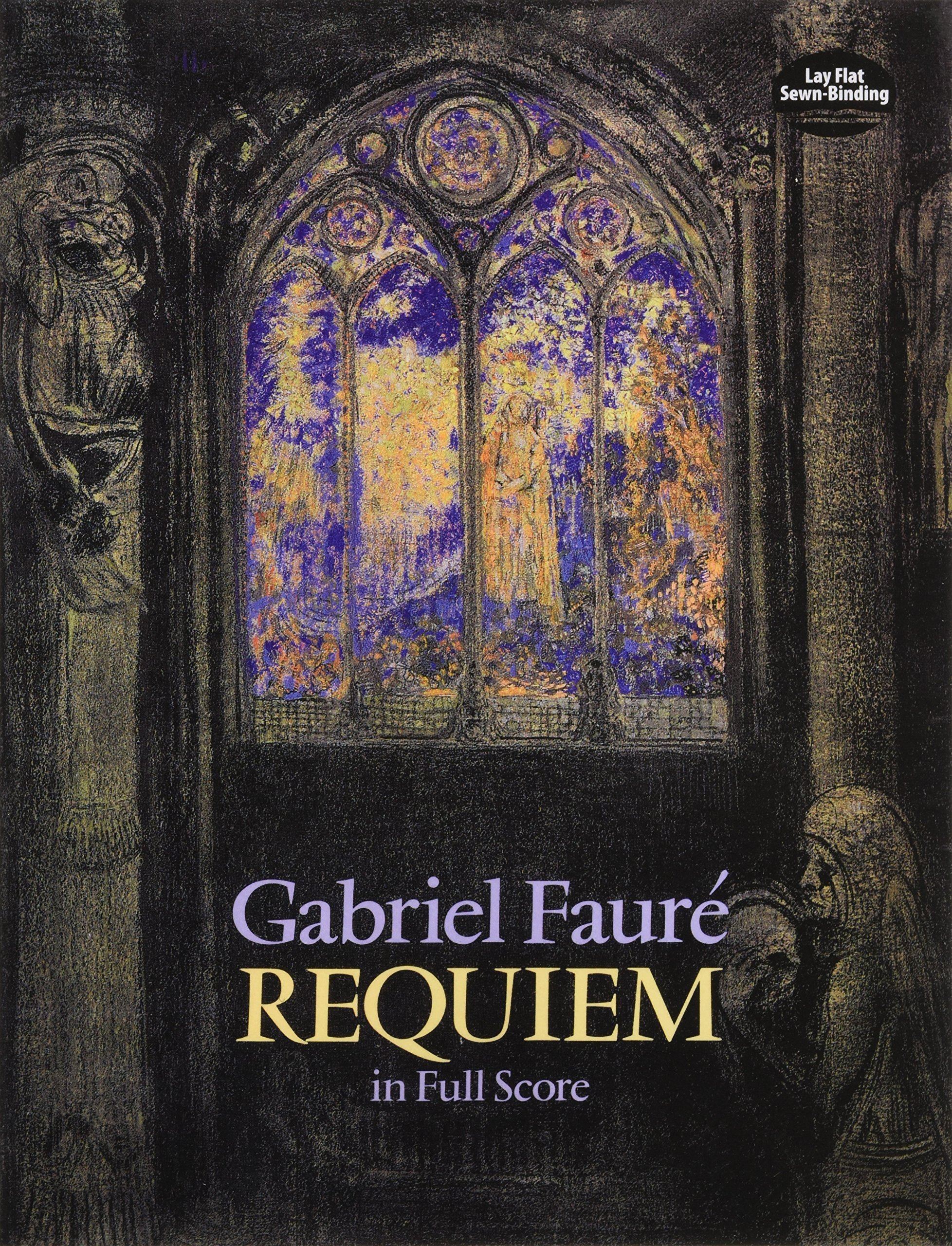 Requiem in Full Score (Dover Music Scores): Gabriel Fauré: 9780486271552:  Amazon.com: Books