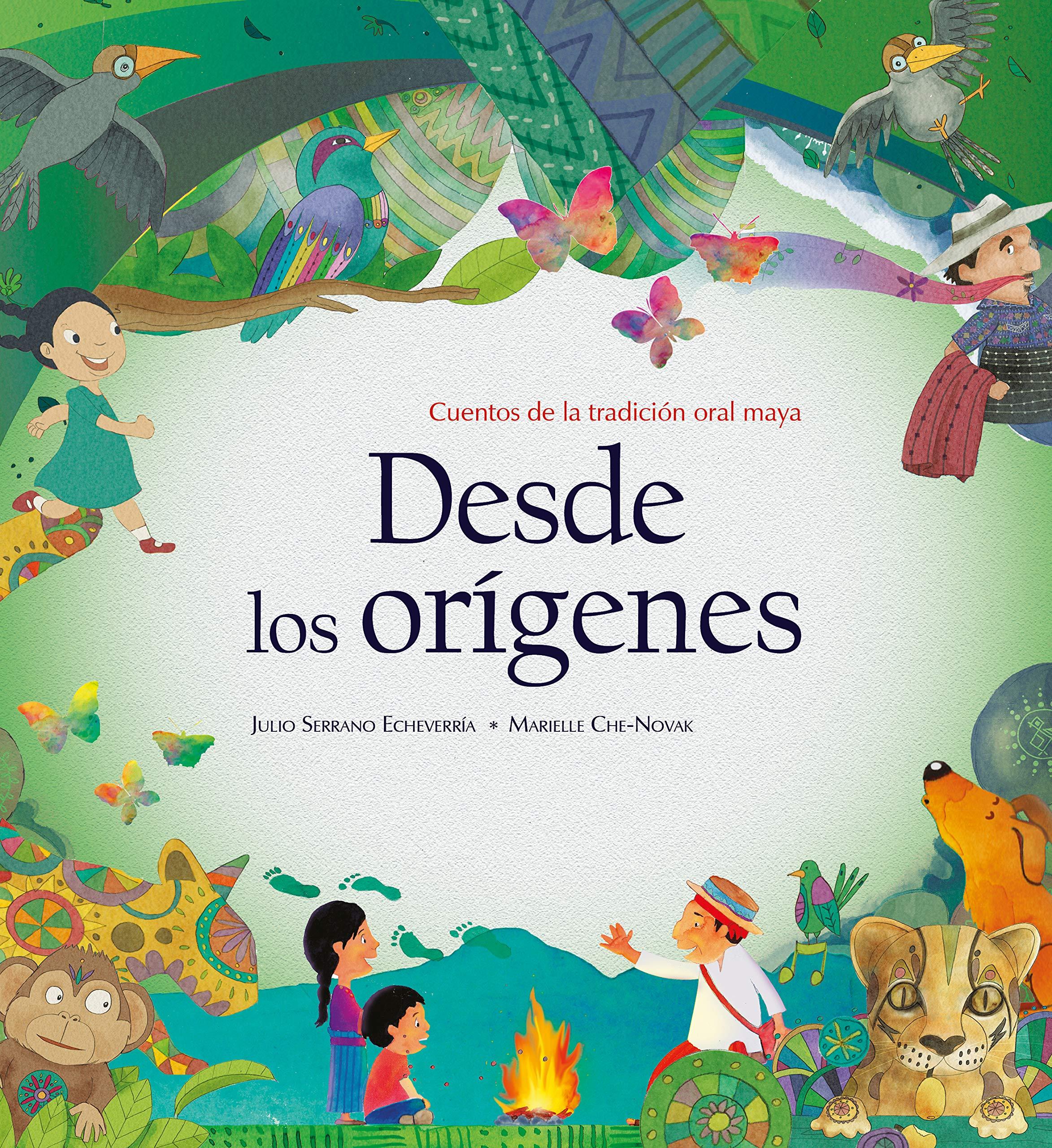 Desde los origenes: Julio Serrano Echeveverría: 9789974863293: Amazon.com: Books