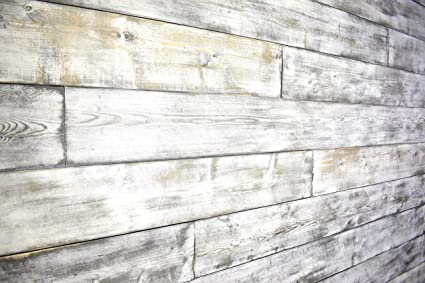 Amazon com: JNMRustic Designs Shiplap Wall, Shiplap Ceiling