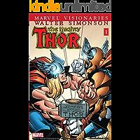 Thor Visionaries: Walter Simonson Vol. 1: Walt Simonson v. 1, Bk. 1 (Thor (1966-1996))