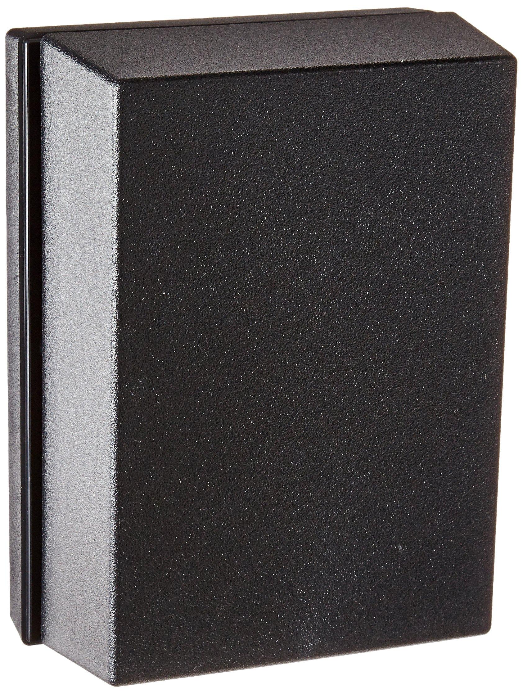 Serpac 173 ABS Plastic Enclosure, 6-7/8'' Length x 4-7/8'' Width x 2-1/2'' Height, Black