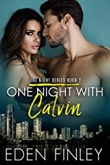 One Night with Calvin (One Night Series Book 2) Kindle Edition