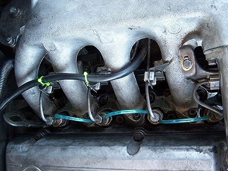 Amazon.com: Mercedes Diesel Return Lines, Biodiesel Safe! OM603 OM602 OM601 300D 300SD 300TD: Automotive