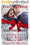 Island County Series Winter Collection: Includes Books 1-3, Plus Beyond the Mistletoe