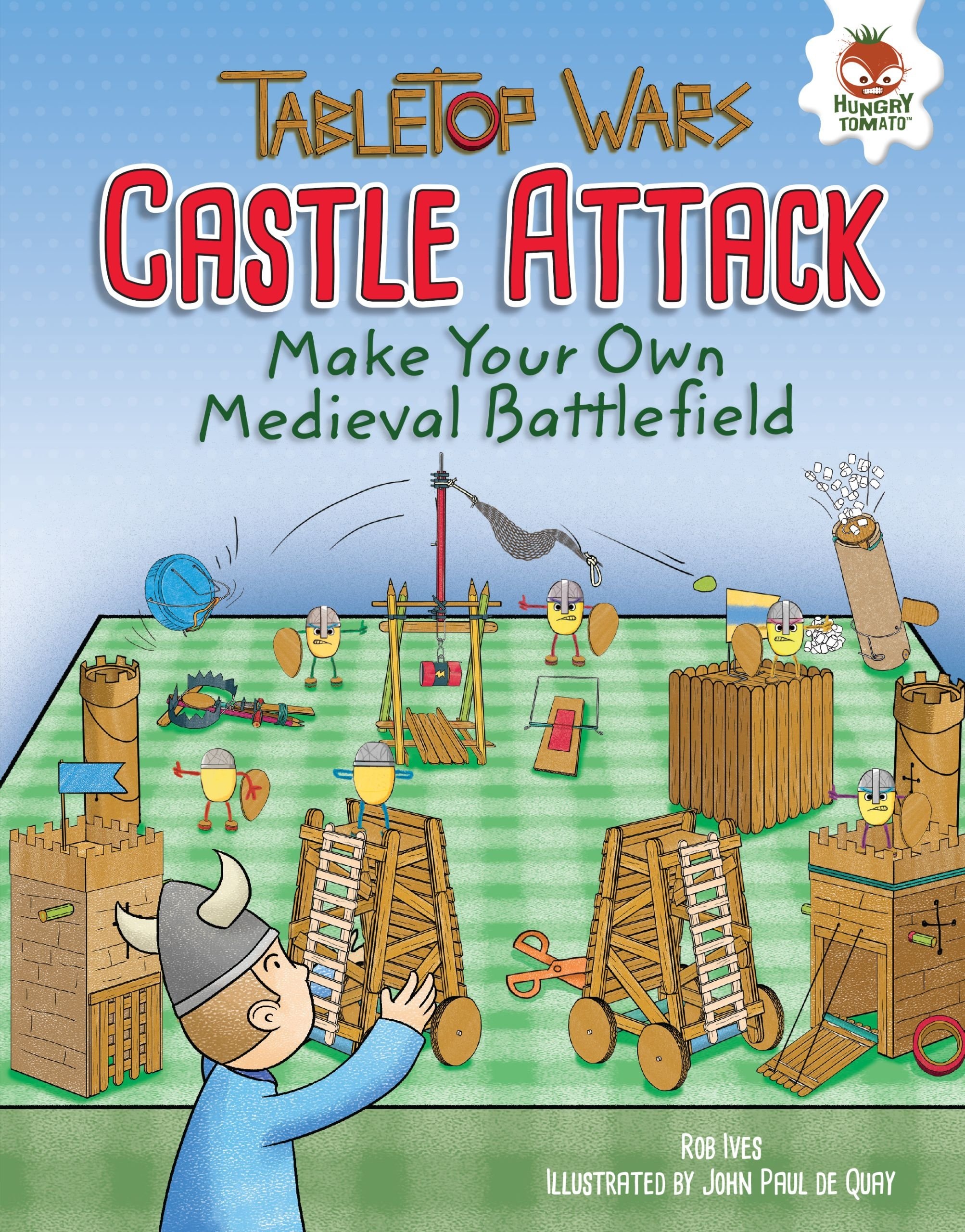 Make Your Own Medieval Battlefield (Tabletop Wars) by Hungry Tomato (Image #1)