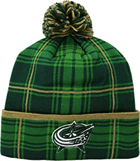 b01307c80f2 Amazon.com   Reebok NHL SP17 St. Patrick s Day Structured Flex Hat ...
