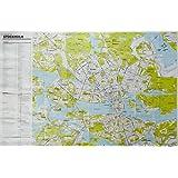 Stockholm Crumpled City Map (Crumpled City Maps)