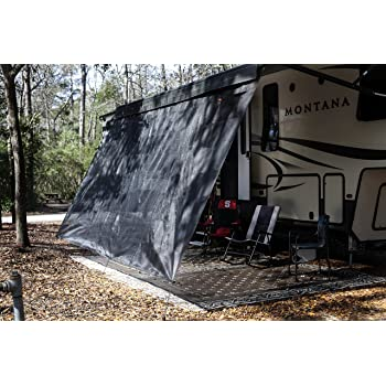 Amazon.com: RV Trailer Camper Sun & Shade Sunblocker 6' X ...