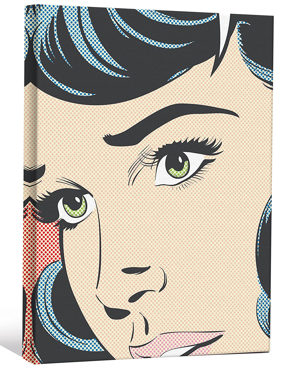 Amazon.com: JP Londres lcnv2331 Pop Art Girl de cómics de ...