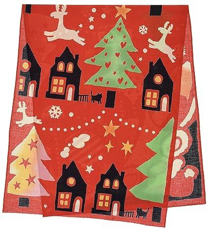 Tenugui toalla japonesa de Decoration Bolsa del Pere Noel