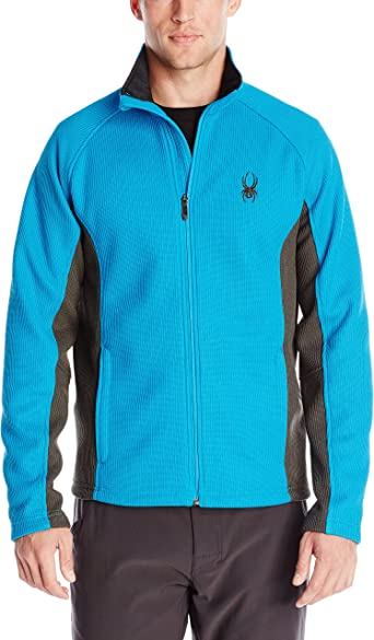 Spyder Mens Constant Full Zip Sweater