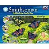 Smithsonian Butterfly PerfectCast Mold and Paint Craft Kit