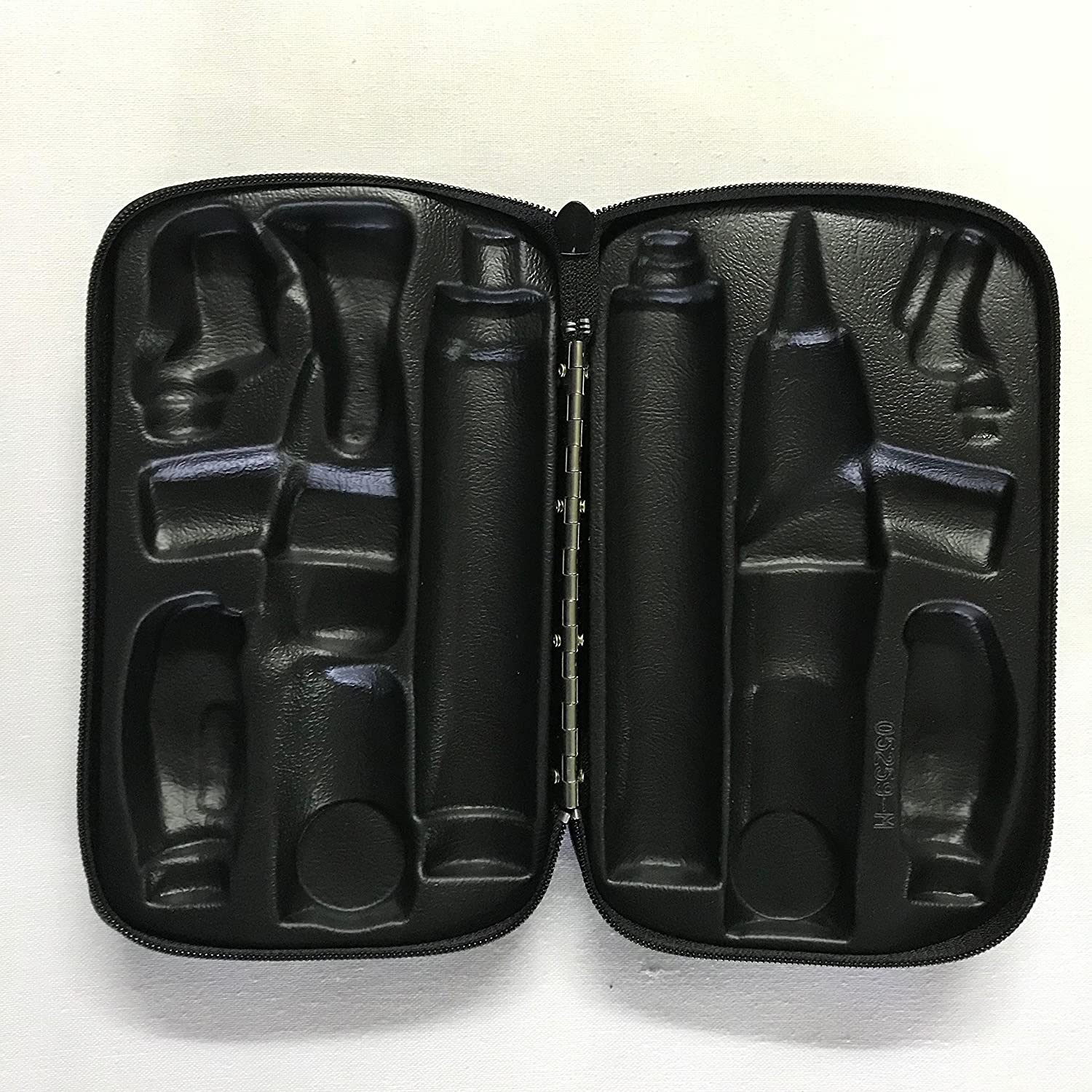 Amazon.com : Welch Allyn 05259-M Hard Case for Diagnostic Otoscope Ophthalmoscope & Handle Set : Office Products