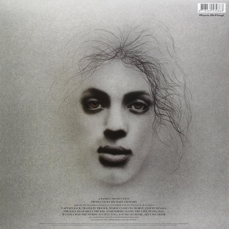 Piano Man [180 gm vinyl] [Vinilo]