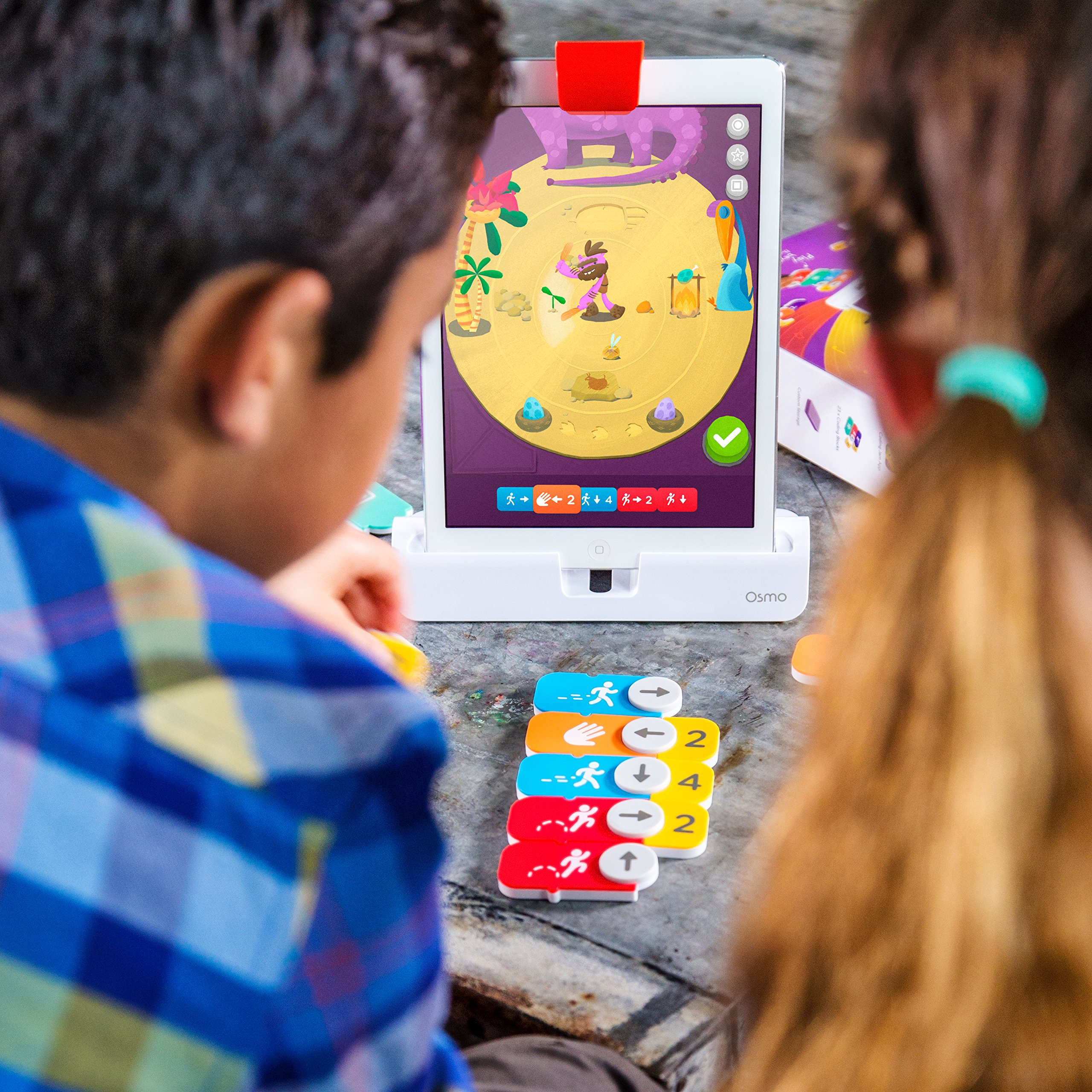 Osmo - Coding Jam - Ages 6-12 - Music Creation, Coding & Problem Solving - For iPad and Fire Tablet (Osmo Base Required) by Osmo (Image #5)