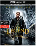 I Am Legend (Bilingual/4K-UHD BD) [Blu-ray]