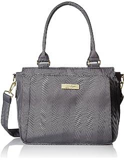 45361e7ba088 JuJuBe Be Classy Structured Multi-Functional Multi-Functional Diaper Bag  Purse