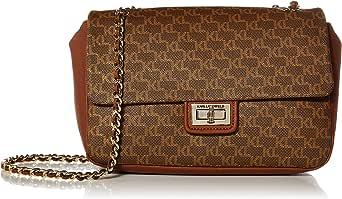 Karl Lagerfeld Paris Agyness Large Shoulder Bag
