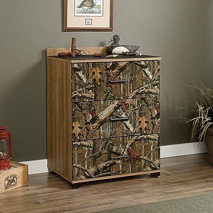 Amazon Com New Sauder Furniture 417244 Flat Creek Mossy Oak 3